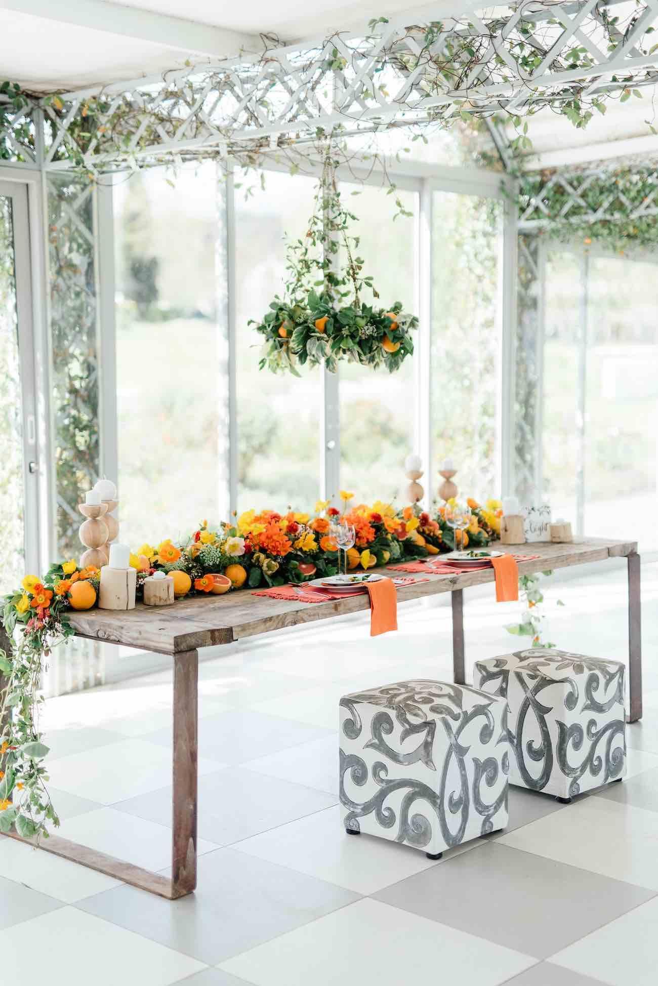 Spectacular Citrus Wedding Ideas Debbie Lourens Photography
