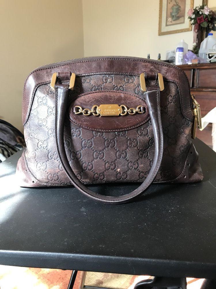 68412b2f116 authentic vintage gucci handbag  fashion  clothing  shoes  accessories   womensbagshandbags (ebay