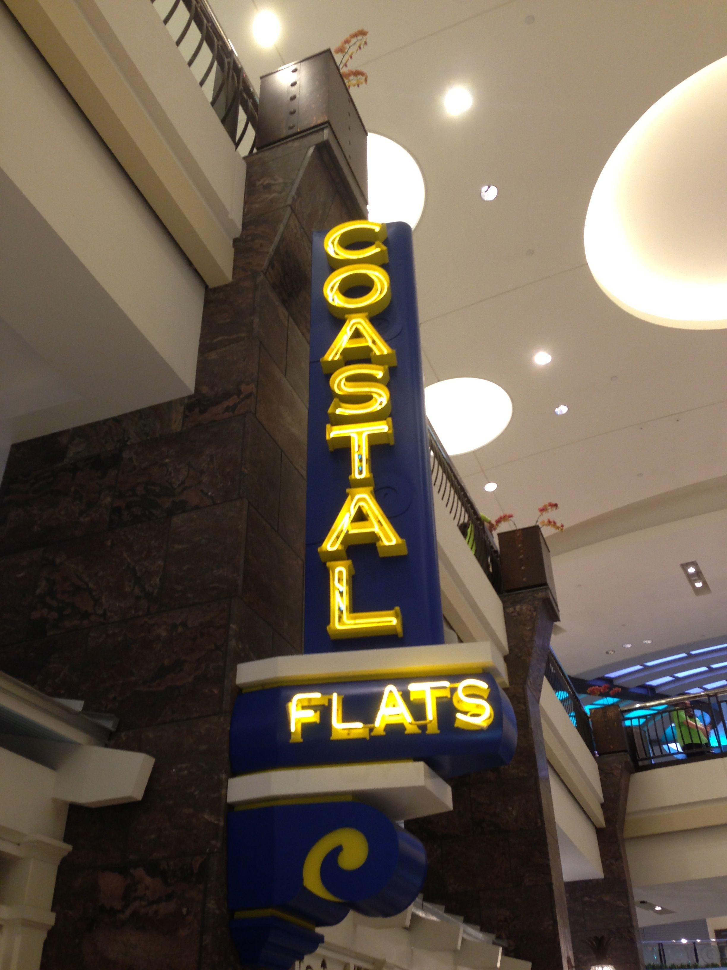 Coastal Flats In Tysons Corner Virginia Food