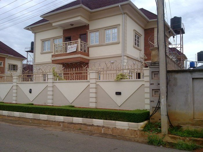 house in nigeria house property fence gate design on types of walls in homes id=20207