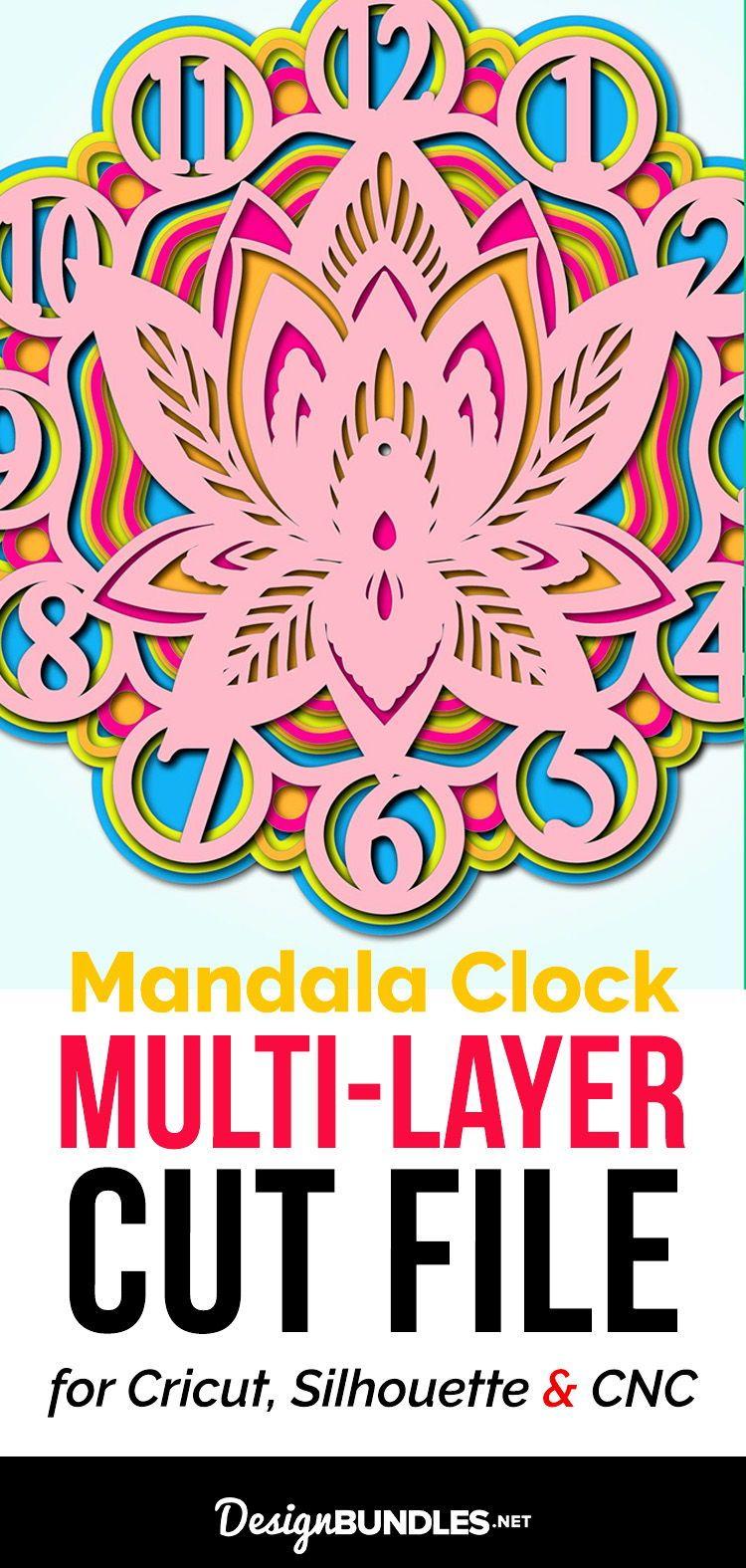 Download Pin on Mandala Designs • Mandala Cut Files for Cricut and ...