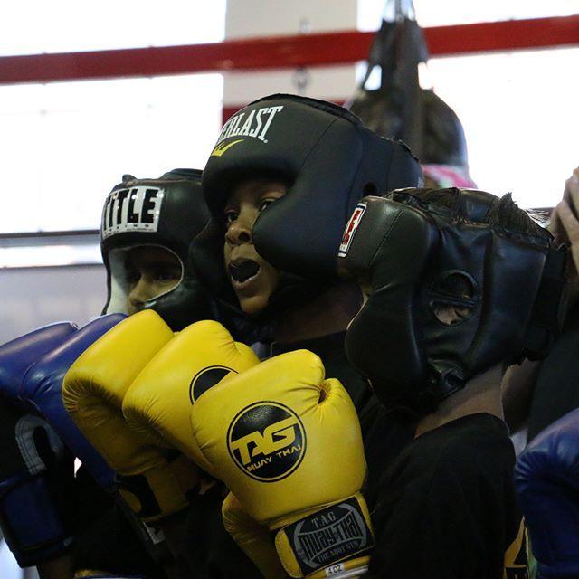 Starting Young // Respect  #tagmuaythai #muaythai #thaiboxing #muaythailife #muaythaikids #mmakids #mma #ufcgym #boymom #kidstagram #nobullies #fight #fighter #squad #team #sports #boxing #kickboxing #bjj #vsco #NoVA #DC #Reston #Sterling