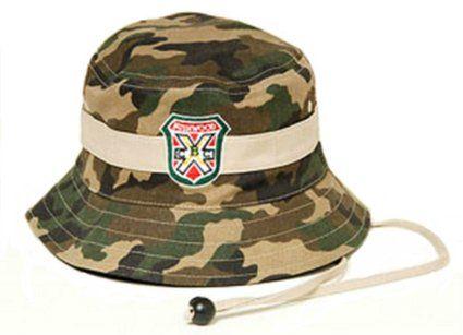 15fc292b4 Amazon.com: A&R EXCLUSIVE Bushwood Groundskeeper Bucket Hat ...