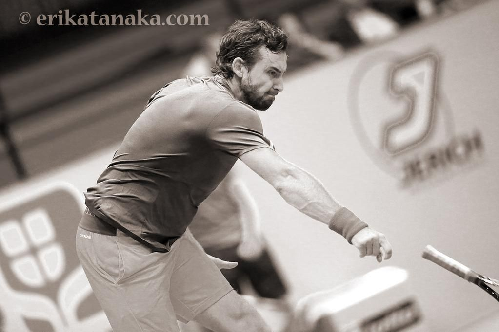 """Erika Tanaka on Twitter: """"A Brief Summary of the match #Ernests #Gulbis #AWinIsAWin #Gulbised #Vienna #R1 @ErsteBankOpen http://t.co/XRweHdfAEh"""""""