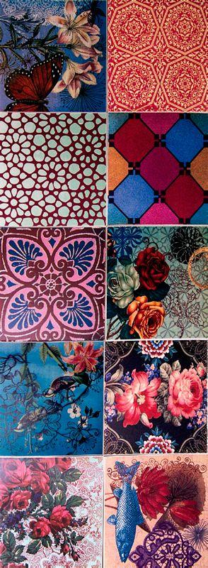 Conheça o trabalho multicolorido de Calu Fontes - Casa