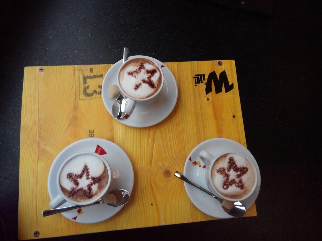 #willi #tübingen #cappucino #café #lovely #place #studentlife