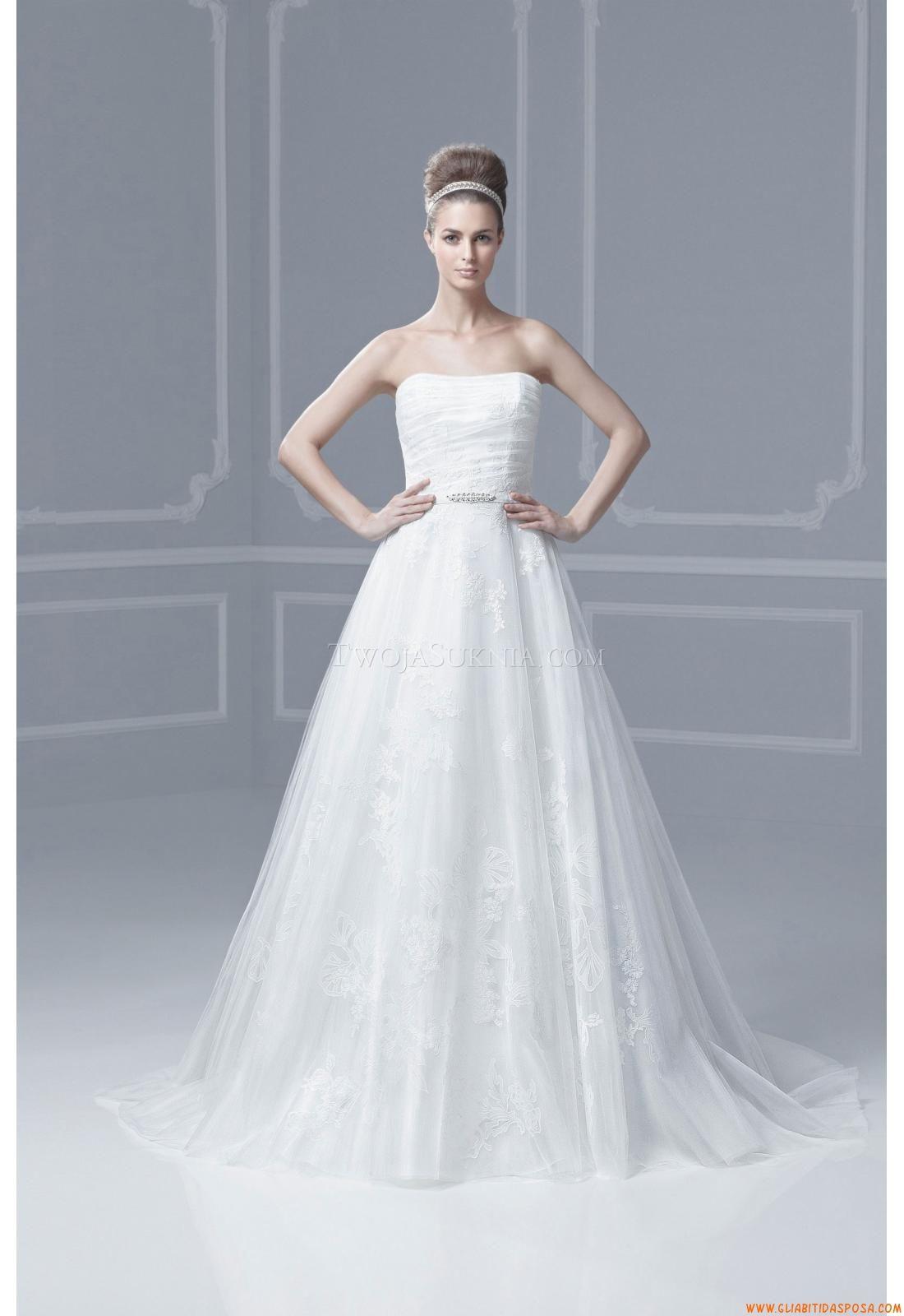 Wedding dresses fresno  Abiti da Sposa Enzoani Foyers Blue By Enzoani   Abiti da sposa