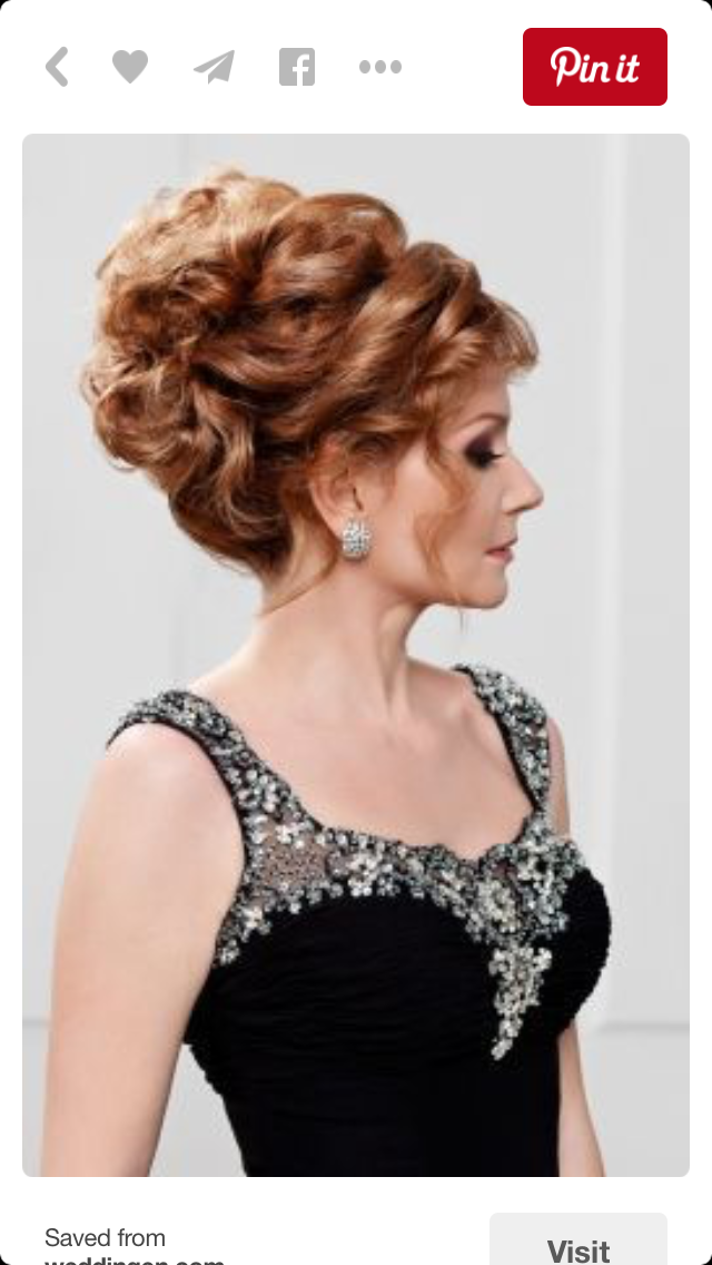 Hairstyles Updo Bride Hairstyles Wedding Hairstyles Mother Of
