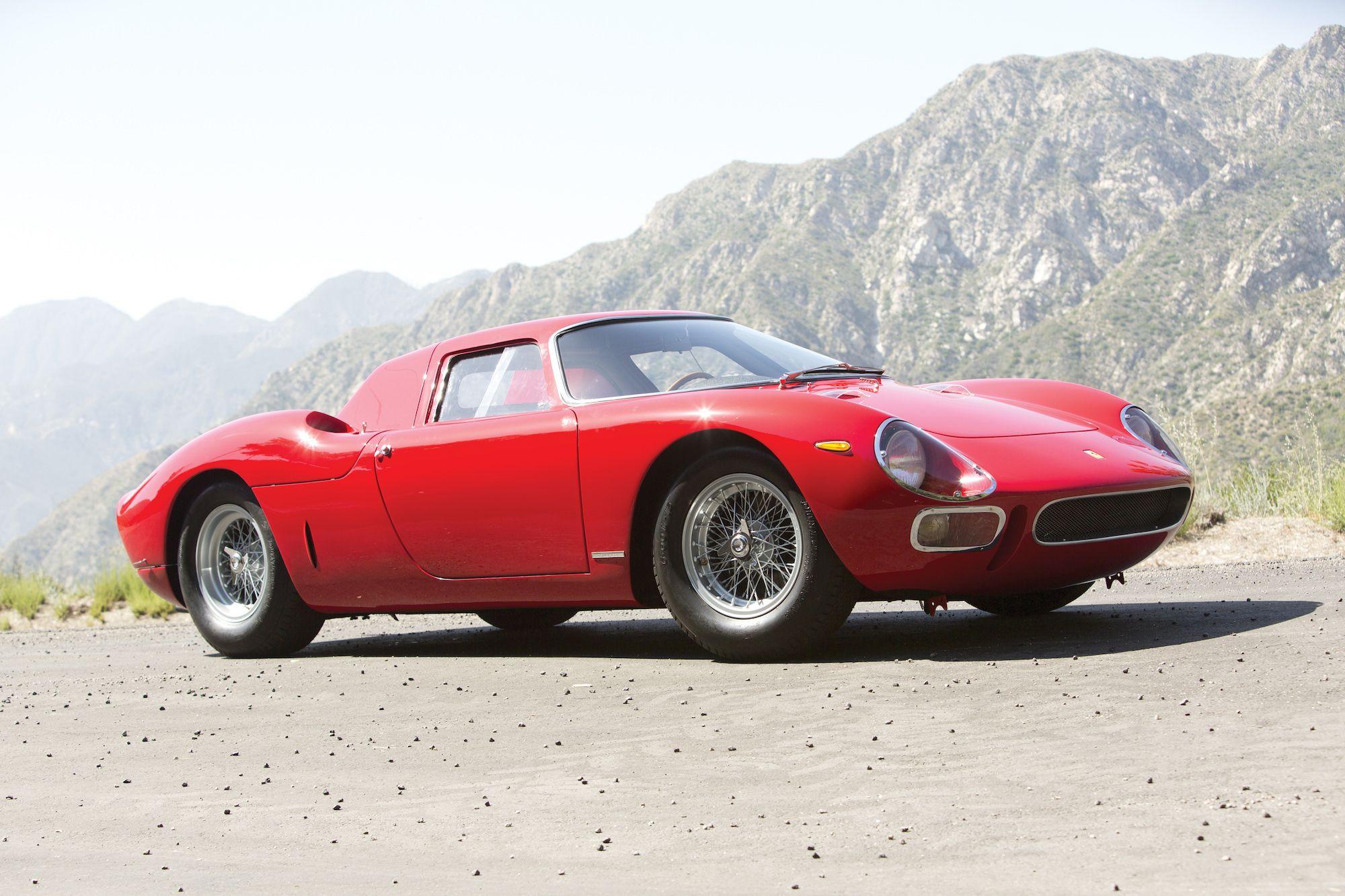 1964 Ferrari 250 LM by Scaglietti | Ferrari, Kit cars and Le mans