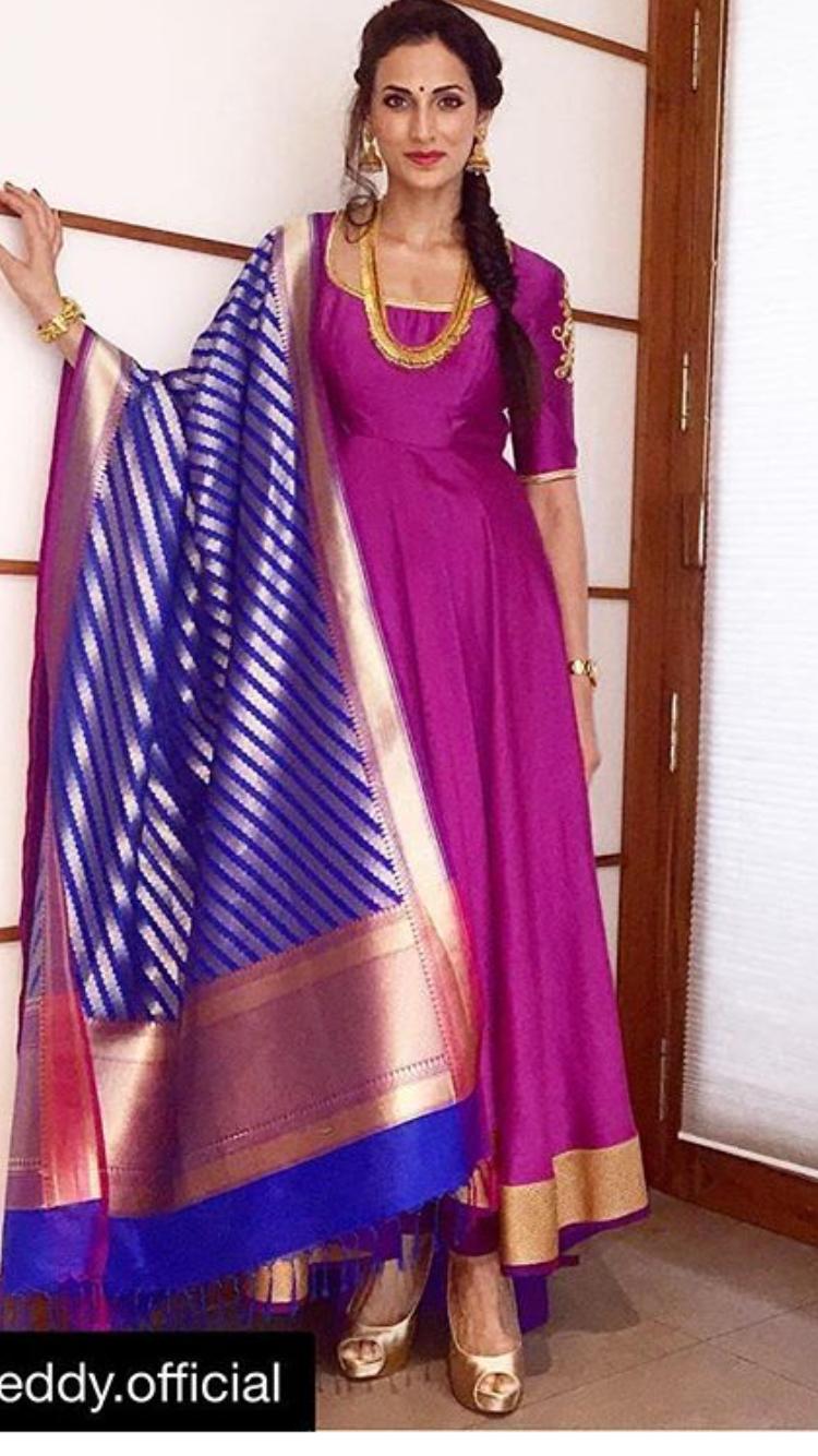 Anarkali Dress Designers In Hyderabad