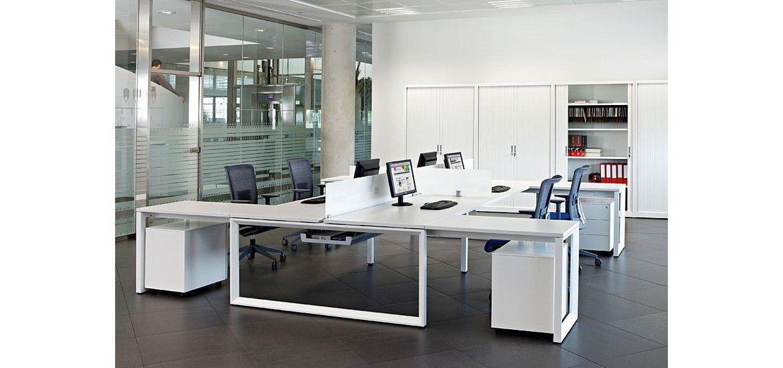 Mueble de oficina 14 - Muebles Intermobel ® en 2019 | MUEBLES DE ...