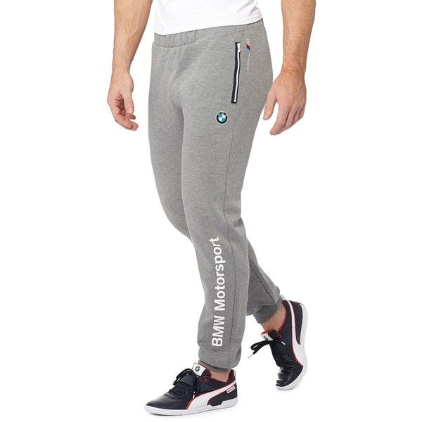 d20e30d02 ... Closed Sweatpants ($75) ❤ liked on Polyvore featuring men's fashion,  men's clothing, men's activewear, men's activewear pants and medium gray  heather