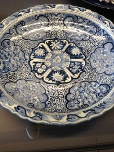 Old plates from topkapi palace