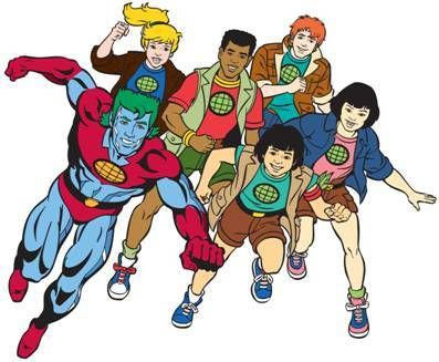 CAPTAIN PLANET AND THE PLANETEERS | Captain planet movie, Classic cartoon  characters, Captain planet costume