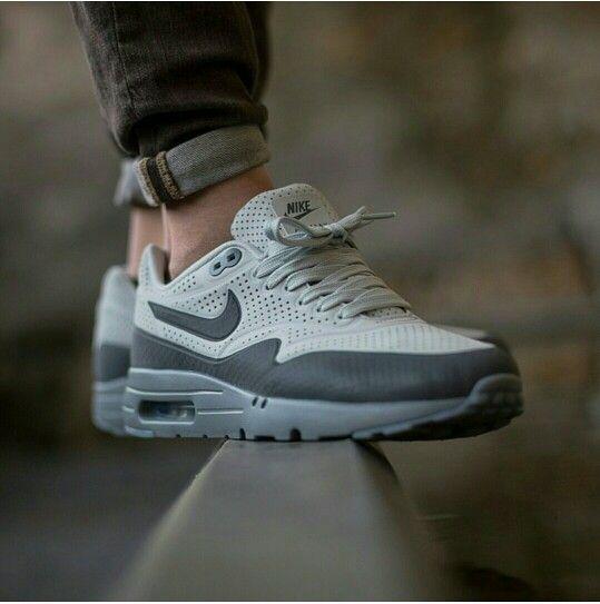 promo code 01aac f20fc Nike Air max 1 ultra moire, neutral grey dark gray ❤❤❤