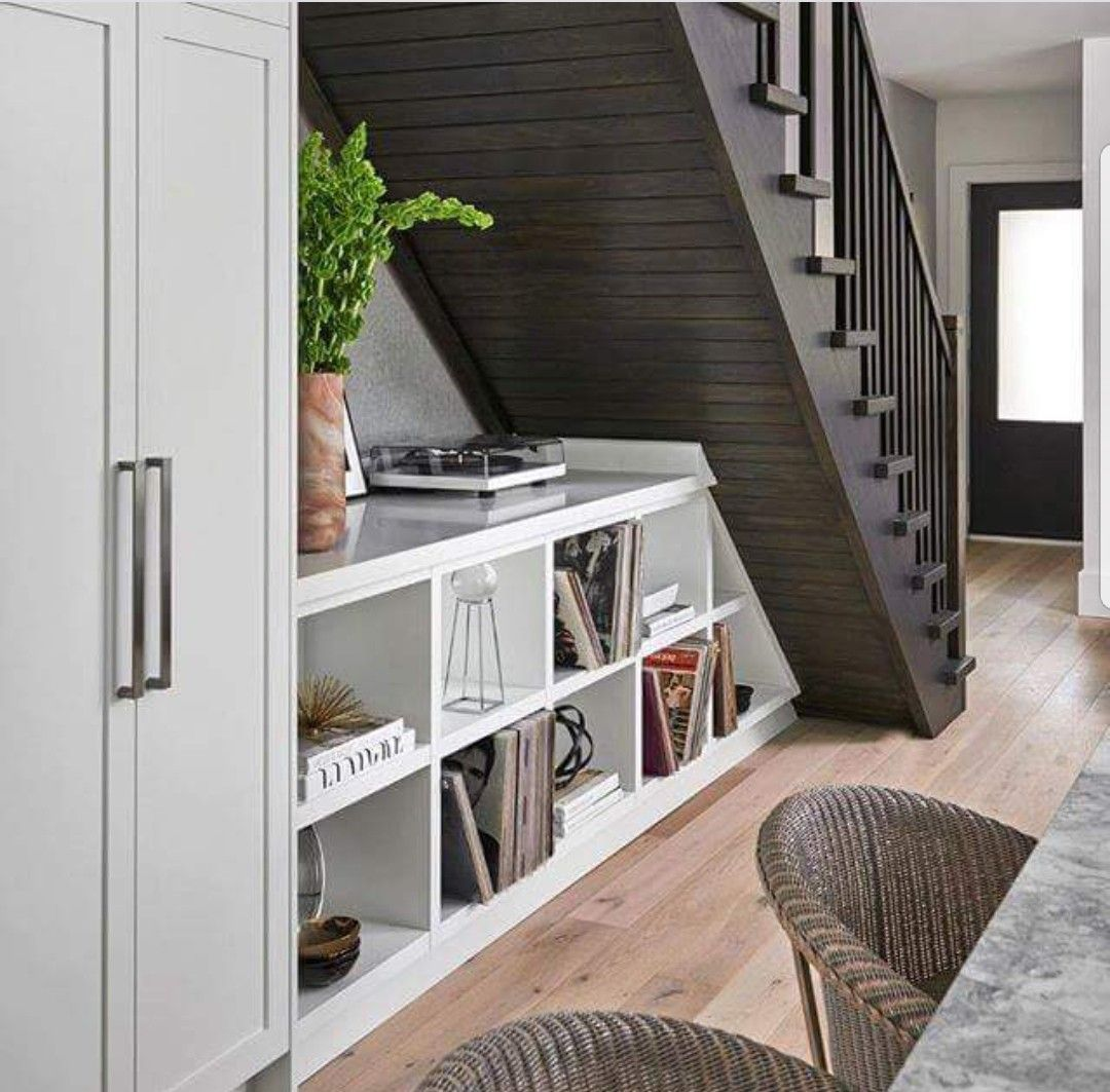 Bespoke Under Stairs Shelving: Pin By Sherry Allnutt On Basement Ideas