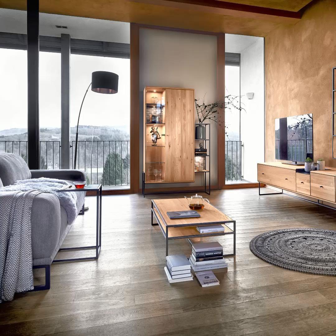 Golden Times Video Wohnen Eiche Möbel Wandfarbe