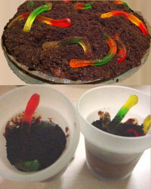 Worms And Dirt Pie Easy Camping Recipes For Kids