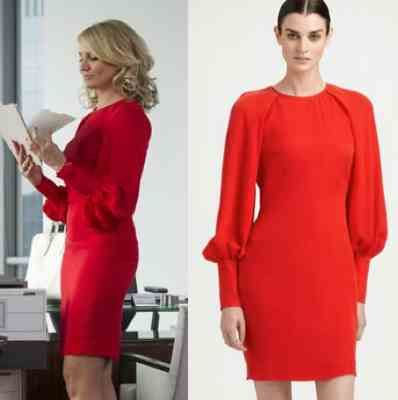 Pin By On Screen Style On The Other Woman Movie Fashion Style Fashion Flirt Dress Movie Fashion