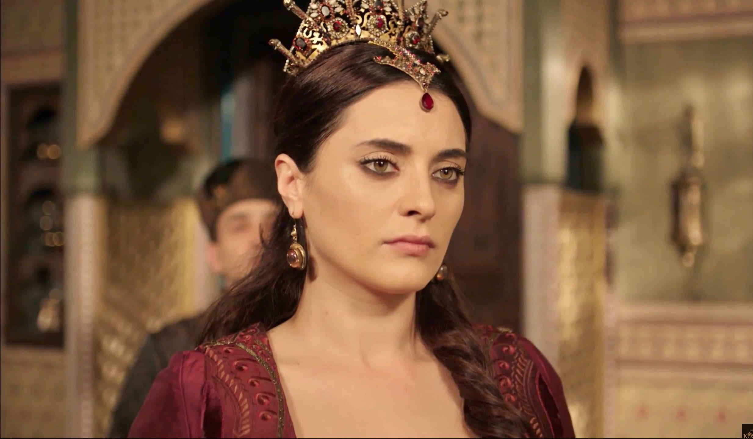 "Halime Sultan - Magnificent Century: Kösem - ""The Die is"
