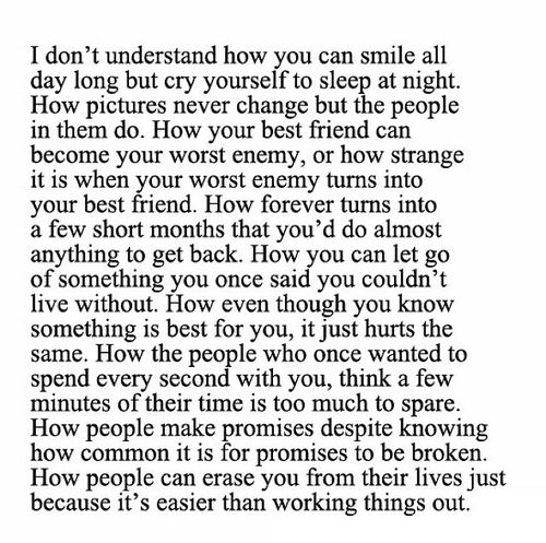 Image Result For Sad Paragraphs About Depression TEXT
