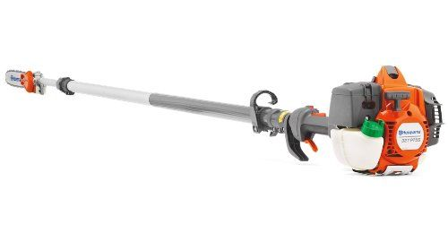 Husqvarna 327pt5s 24 5cc 2 Stroke Gas Powered 13 Foot Telescopic Pole Saw 2015 Amazon Top Rated