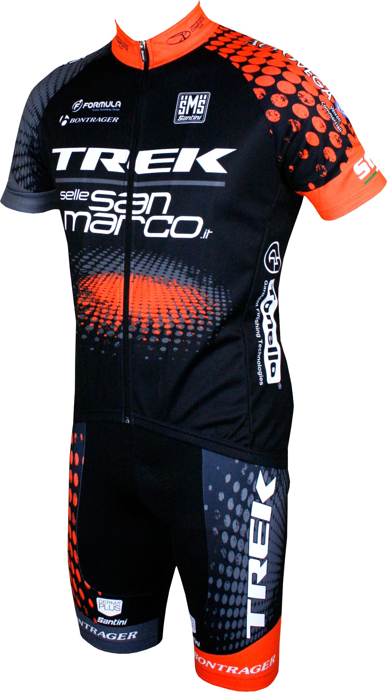 16fb54667ff TREK-SELLE SAN MARCO 2016. TREK-SELLE SAN MARCO 2016 Cycling Clothes