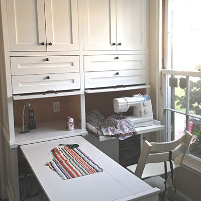 Small Space Big Dreams Home Awards One Room Wonders Finalists Sewing Rooms Craft Room Design Sewing Room