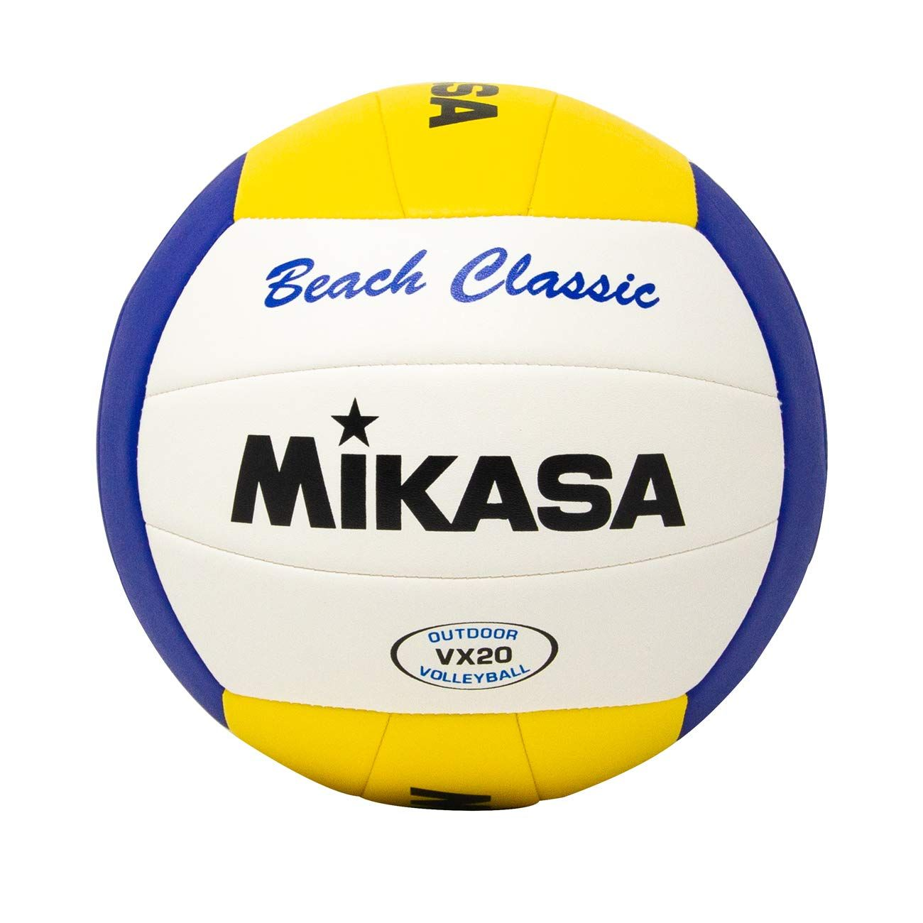 Mikasa Vx20 Beach Classic Volley Volleyball Soccer Volleyball Set