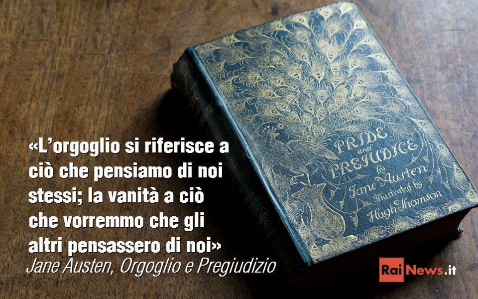 Frasi Sullamicizia Di Jane Austen.Immagine Incorporata Orgoglio E Pregiudizio Jane Austen Citazioni Da Libri