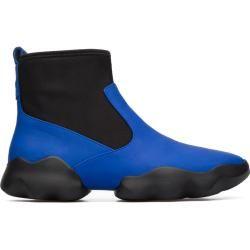 Camper Dub, Sneaker Damen, Blau/Schwarz, Größe 37 (eu), K400109-008 Camper
