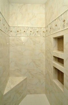 Bathroom tile border design ideas pictures remodel and for Bathroom borders ideas