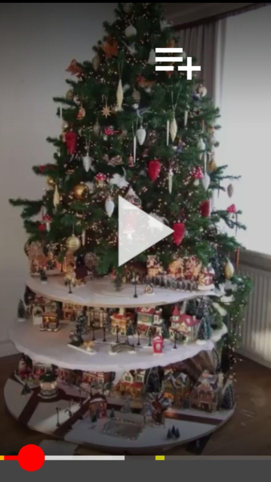 Pin By Cheryl Stone On Christmas Christmas Tree Village