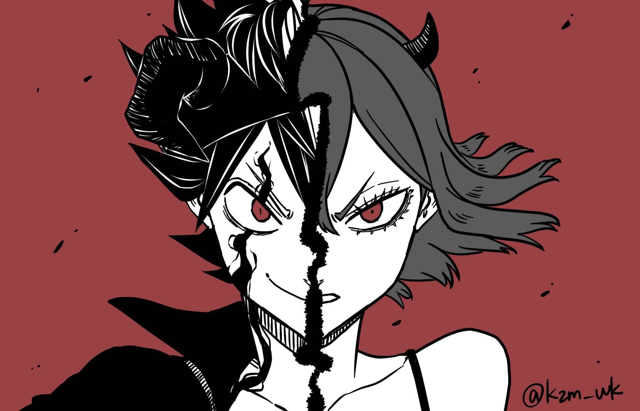 Pin by Endra Blade on faves animy in 2020 Black clover