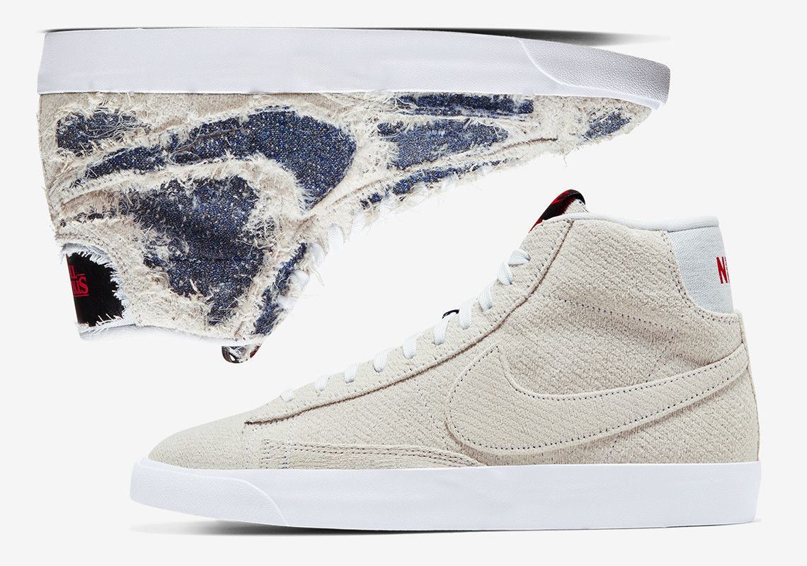 ganar Ingresos mil millones  Where To Buy Stranger Things Nike Blazer Upside Down | Nike ...