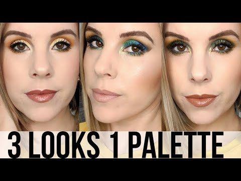 3 Looks 1 Palette // Too Faced Sweet Peach Palette | Peach