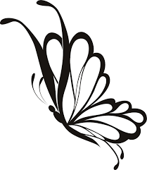 Simple Butterfly Drawing Google Search Sanat Cizimleri