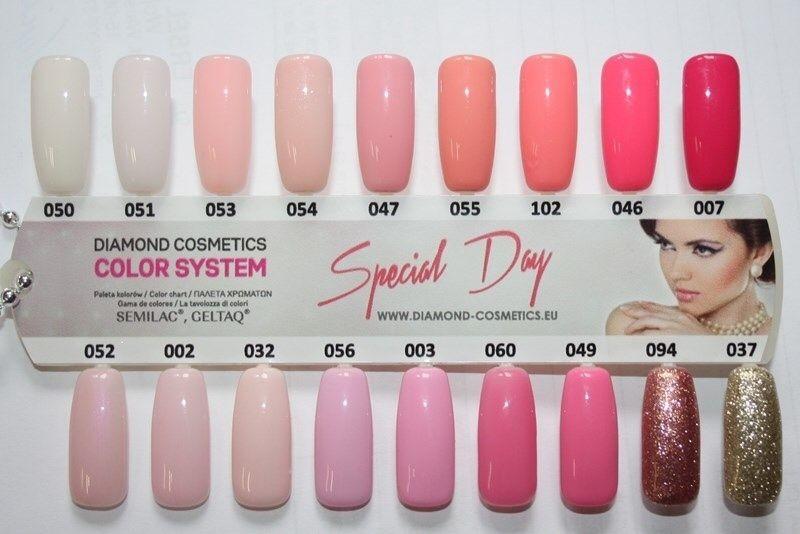 Lakiery Hybrydowe Semilac Okazja Solid Color Nails Nails Inspiration Cute Nails