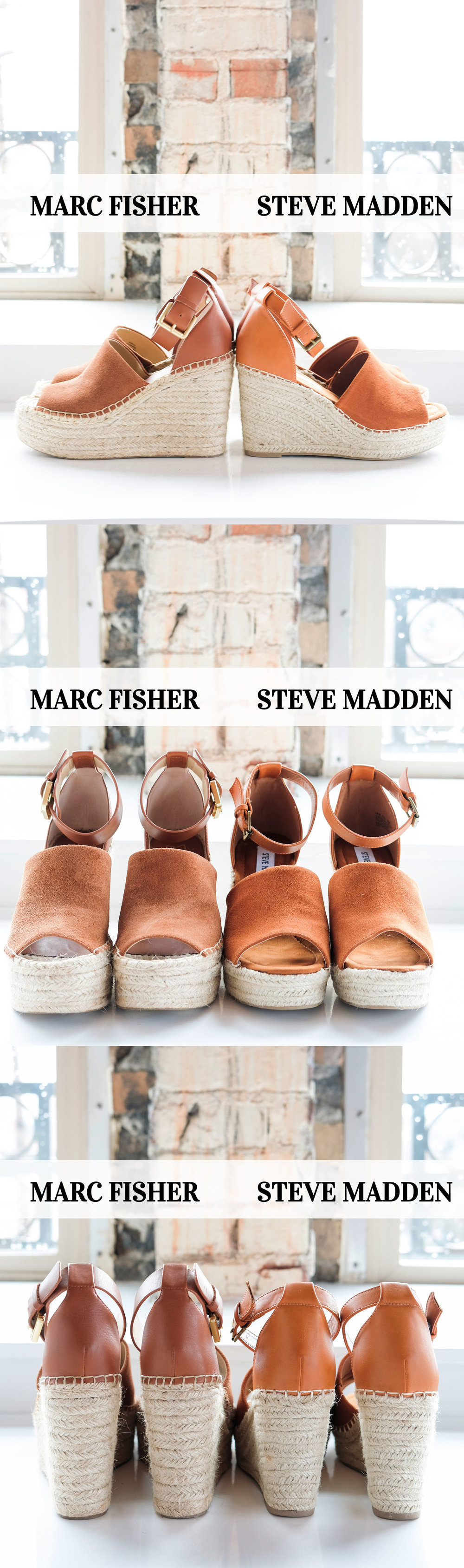 2b0840df11a MARC FISHER 'ADALYN' DUPES BY STEVE MADDEN FOR $60! | Let's Get Some ...