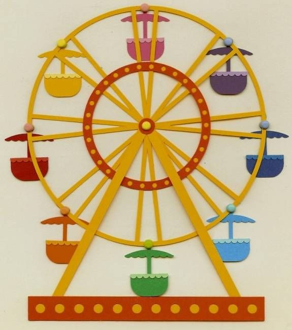 Carnival Party Great Ideas Ferris Wheel Wheels And Filing