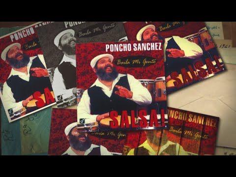 PONCHO SANCHEZ Baila Mi Gente Salsa 1996 CD MIX