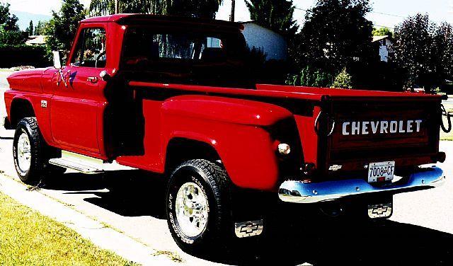 1966 Chevrolet C20 For Sale Kelowna British Columbia Classic