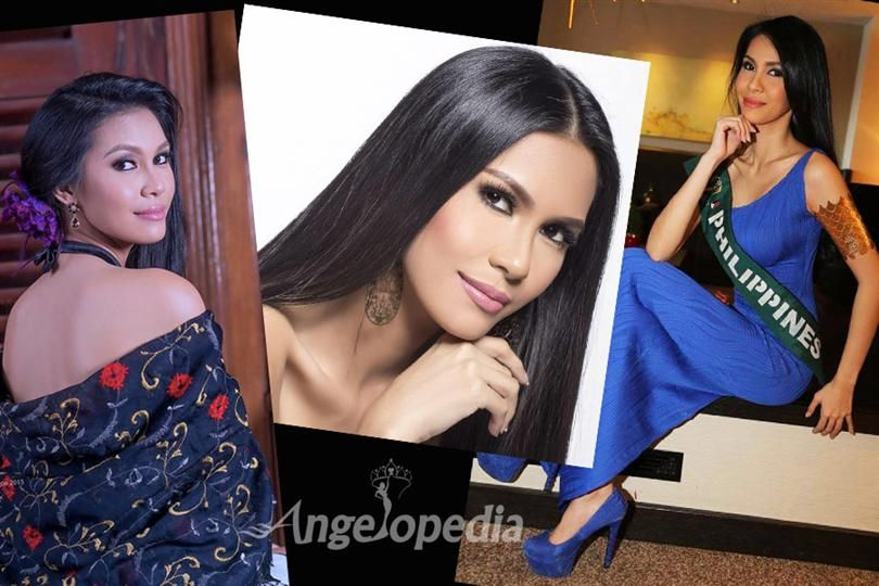 Angelia Ong from Philippines crowned Miss Earth 2015