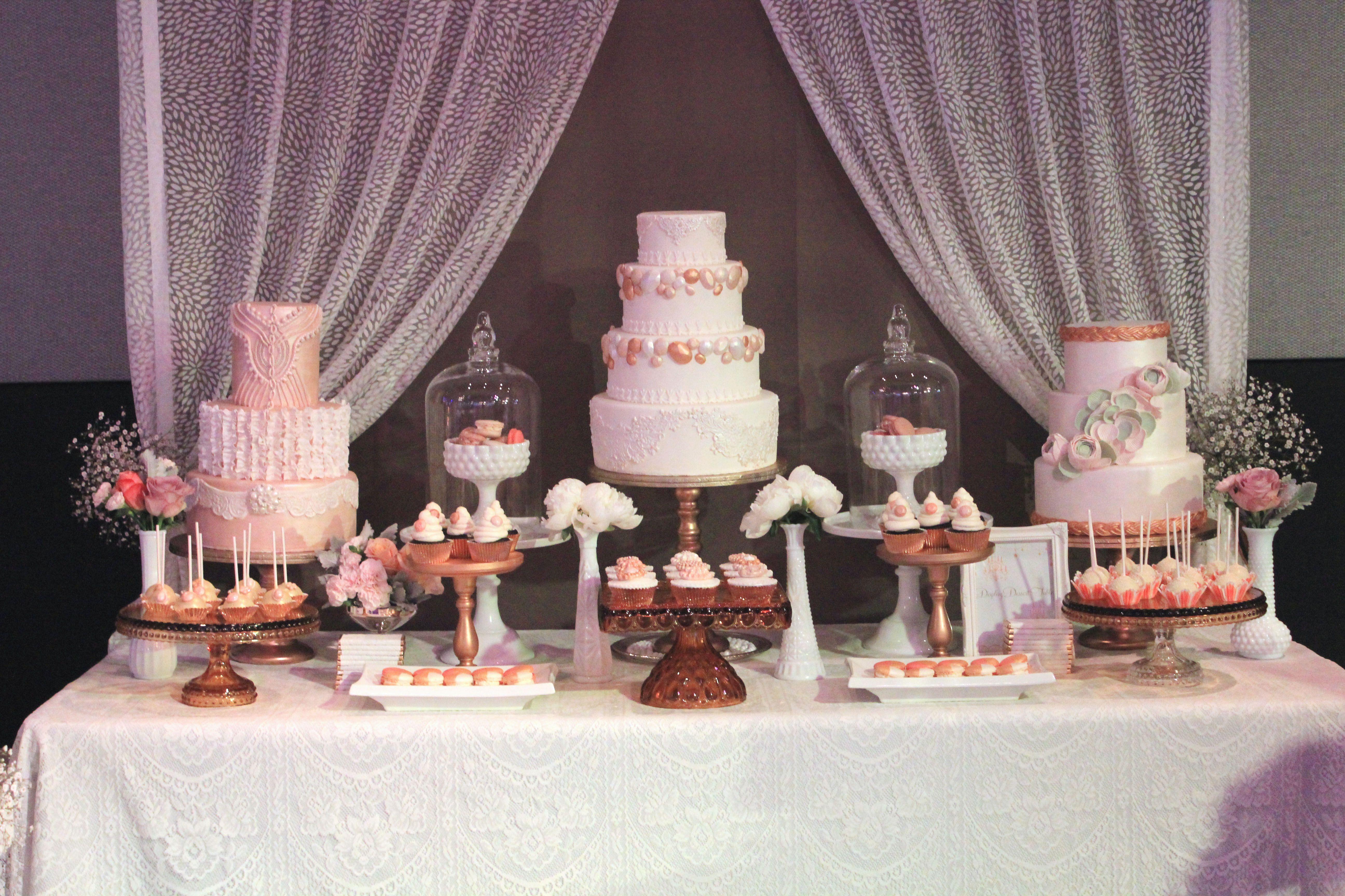 Doltone house bridal expo my little jedi u sweet bloom cakes