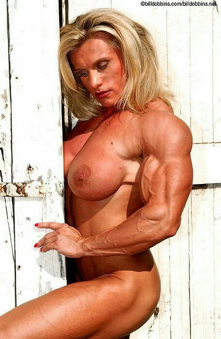 Joanna Thomas Bodybuilder Nude