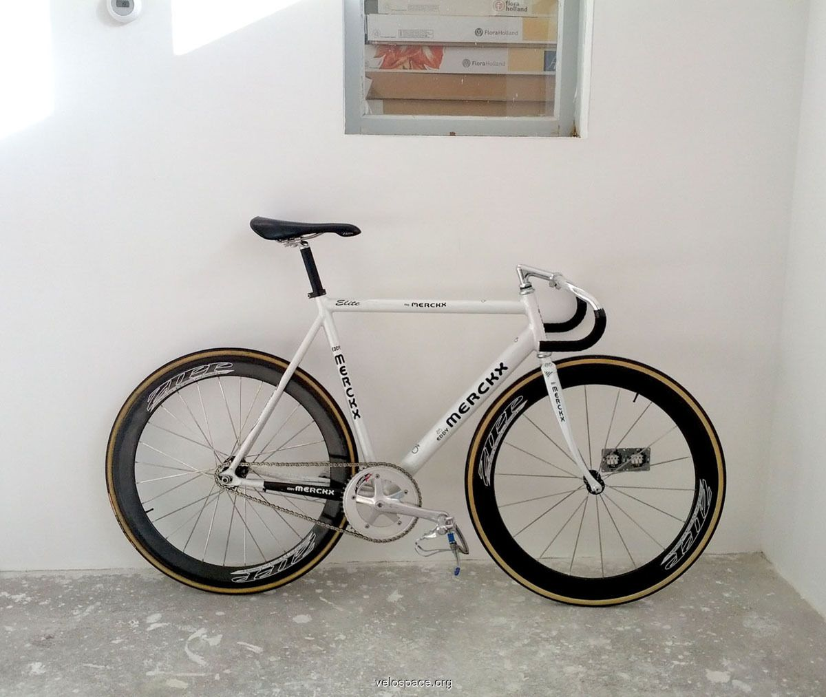 Eddy Merckx Aluminium Track Frame | Aight | Pinterest | Bike, Fixie ...