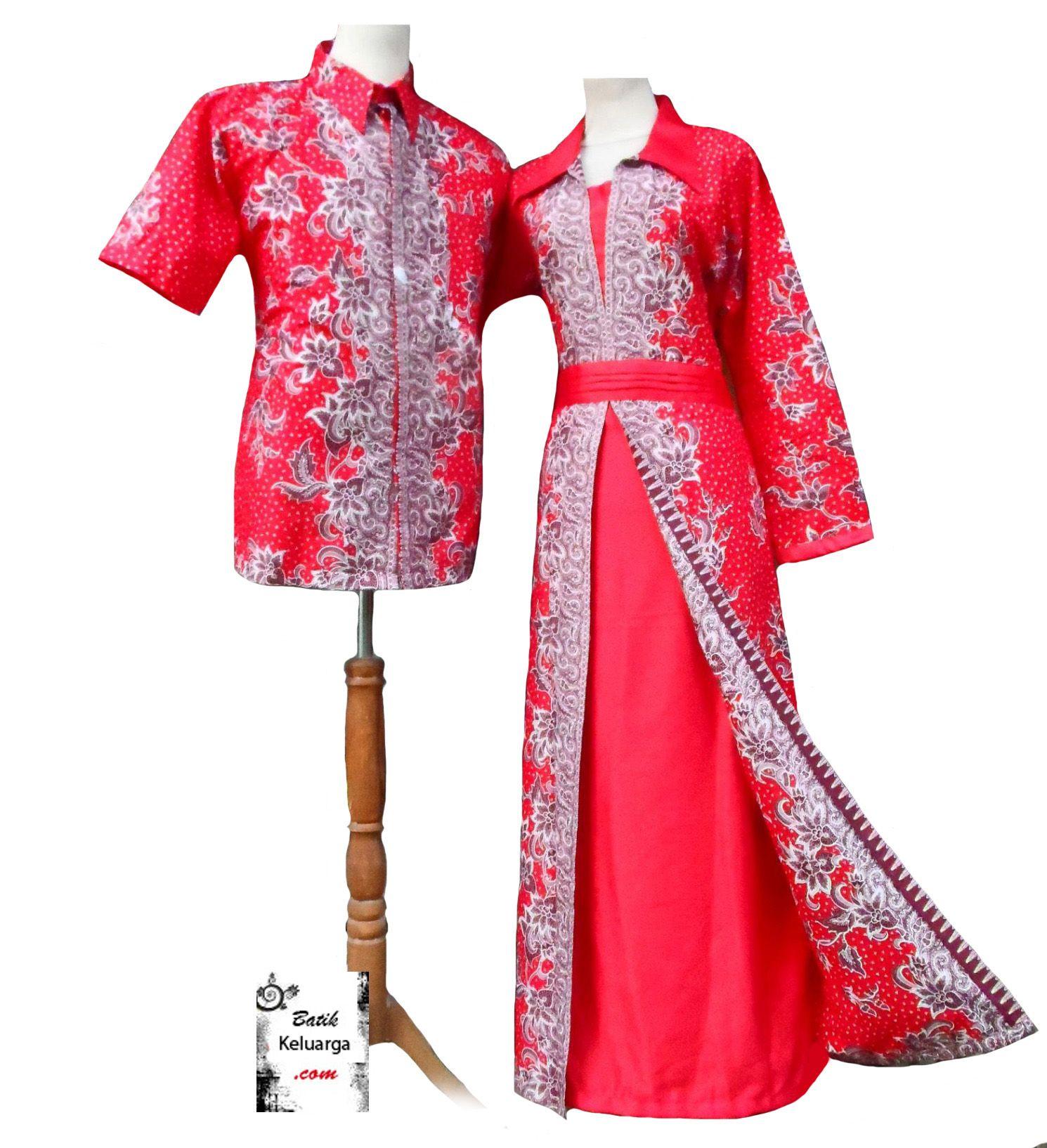 Baju Lebaran 2016 Batik Keluarga Pinterest Models