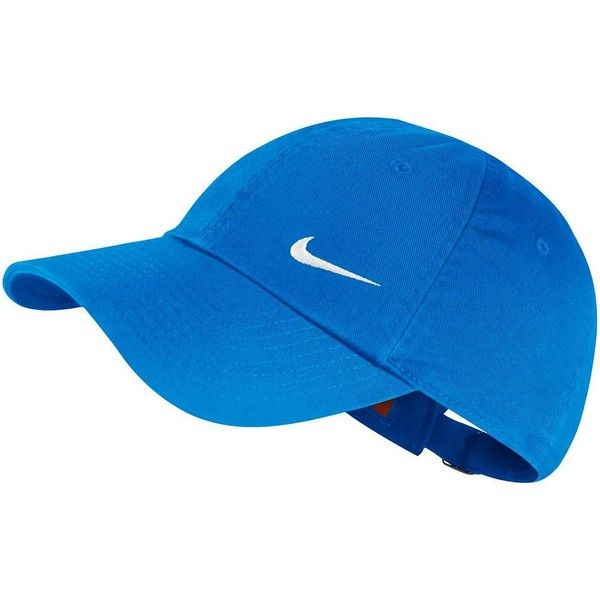 94fe76a21fc Nike Heritage Performance Cap (18 CAD) ❤ liked on Polyvore featuring  accessories