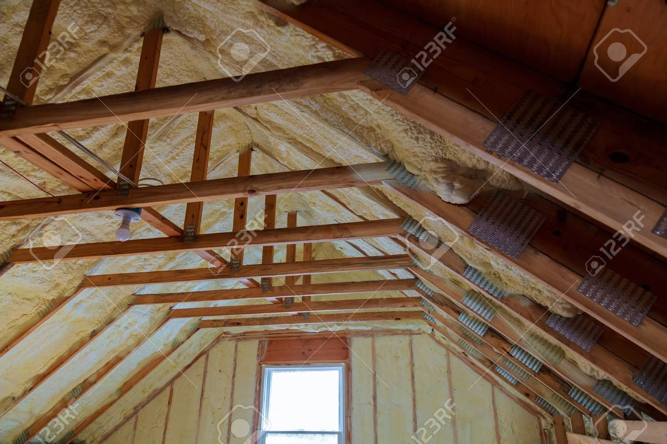 Image Result For Foam Plastic Insulation Roof Insulation Loft Insulation Attic Rooms