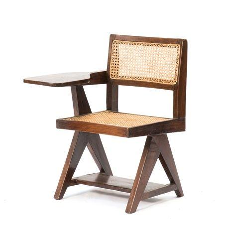 stuhl 39 chandigarh 39 39 pj si 26 a 39 by pierre jeanneret. Black Bedroom Furniture Sets. Home Design Ideas